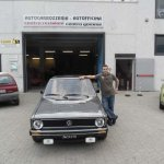 VW GOLF 1 SERIE ANNO 1977